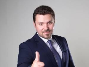 Bogdan Loghin, candidatul PNL pentru funcția de primar al municipiului Rădăuți