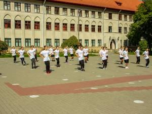 Ziua Europeană a Sportului Școlar, marcată la Colegiul Militar