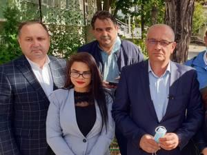 Alexandru Băişanu a votat pentru viitorul Sucevei