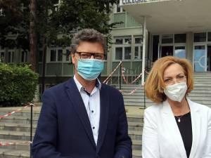 Mirela Adomnicăi a votat pentru ca județul Suceava să revină pe primele locuri în clasamentele naționale