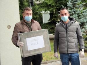 31 de pacienți din Spitalul Suceava au votat cu urna mobilă