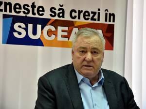 Președintele Organizației Județene Suceava a PSD, senatorul Ioan Stan