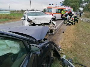 Accident mortal, petrecut sâmbătă dimineață, pe DN 2H, la Milișăuți