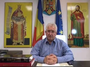 Ion Lungu a câștigat cel de-al cincilea mandat de primar al Sucevei