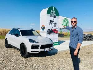 """Ștefan Mandachi, care a realizat și primul metru de autostradă din Moldova, va fi recompensat astăzi cu titlul de """"Cetățean de onoare al Sucevei"""""""