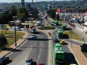 Autobuzele electrice aflate în probe prin Suceava vor fi introduse curând pe traseele TPL