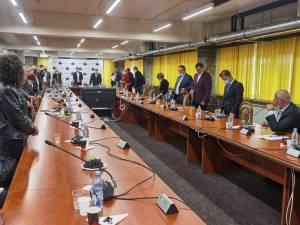 La ultima ședință a Consiliului Local Suceava, Ovidiu Milici și-a luat rămas bun de la colegi, fiind anunțat drept noul consilier al primarului Ion Lungu