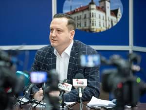 Prefectul judeţului, Alexandru Moldovan