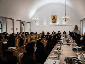 Sinaxa monahală cu stareții și starețele din Arhiepiscopia Sucevei și Rădăuților