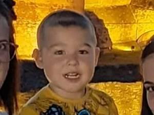 Copilul dispărut a fost găsit la 4,5 kilometri de locuință