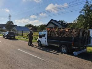 Ilegalități constatate de echipajele de jandarmi aflate în patrulare