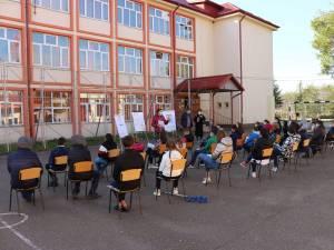 """""""Stop! Viața ta nu este de vânzare!"""", acțiune desfășurată marți la Școala """"Grigore Ghica Voievod"""""""