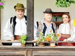 """""""Atelierul Național de Folclor"""", proiect cultural la care au participat artiști din mai multe zone ale țării"""