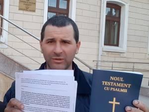 Contestatarul stării de urgență și ordonanțelor militare vrea să ajungă în Parlamentul României