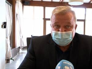 Mircea Giosan, patronul restaurantului Bucovina din Câmpulung Moldovenesc