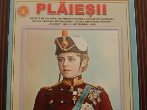 Coperta numarului 15 al revistei Plaiesii