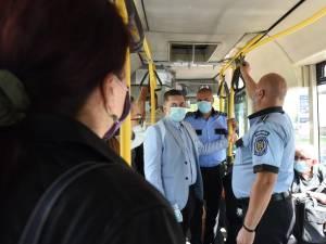 Amenzi de 18.100 de lei aplicate miercuri de polițiști în urma controalelor Covid-19