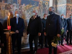 Primarul Ion Lungu, fostul ministru Bodog, fostul prefect Vasile Ilie