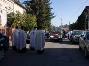 Ultima oară când Cristian Irimie a trecut prin fața casei sale a fost în sicriu Foto Ema Motrescu