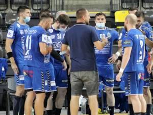Handbalistii suceveni au castigat la limita meciul cu CSM Resita. Foto: handbalmania.ro