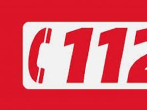 Isprava a fost semnalată pompierilor și polițiștilor prin intermediul unui apel la 112