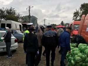 Polițiștii au dat aproape 200 de amenzi, pentru lipsa măștii
