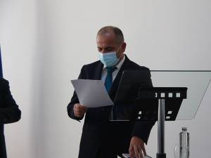 Dănuț Chidoveț a depus jurământul pentru al patrulea mandat de primar al comunei Dărmănești