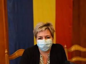 Dr. Dana Costea, medic epidemiolog în cadrul Direcției de Sănătate Publică Suceava