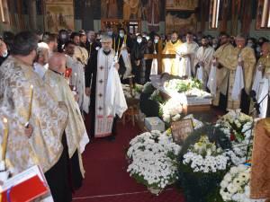 Părintele jertfelnic slujitor al Domnului Constantin Patrolea a fost condus către ceruri