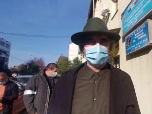 Președintele Colegiului Medicilor Veterinari (CMV) Suceava, doctorul Petrea Dulgheru