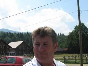 Primarul comunei Mălini, Petru Nistor