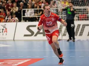 Răzvan Gavriloaia trăiește clipe memorabile în tricoul lui Dinamo. Foto: fanatik.ro