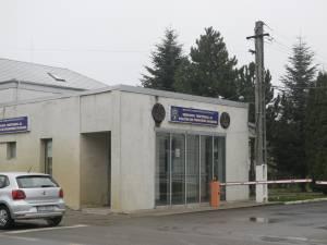 Serviciul Teritorial al Poliției de Frontieră de la Rădăuți