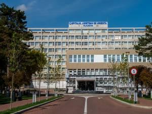 """Spitalul de Urgență """"Sfântul Ioan cel Nou"""" Suceava"""