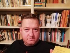 """Poetul Alexandru Ovidiu Vintilă a primit """"Premiul pentru Poezie"""" din partea Revistei de cultură """"Ateneu"""""""
