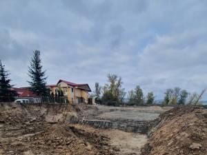 Marile lucrări de investiții ale municipalității sucevene continuă în ritm susținut