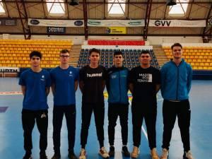 CSU Suceava are 5 jucători convocaţi la lotul național de cadeți