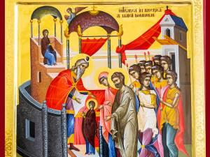 Intrarea în biserică a Maicii Domnului, rod al făgăduinţei