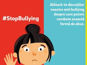 "Campania ""Îmi pasă. Stop Bullying-ului!"