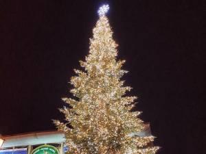 Municipiul Suceava, pregătit de sărbătorile de iarnă, cu mii de decorațiuni luminoase 4