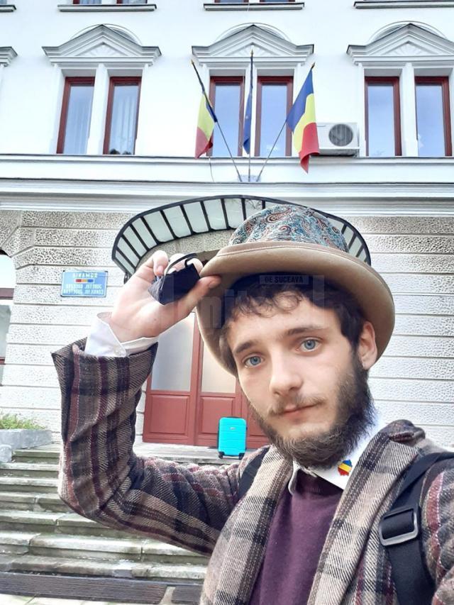 Ștefan Costin Zamfir-Ignat va candida independent la Camera Deputaților ca reprezentant al județului Suceava