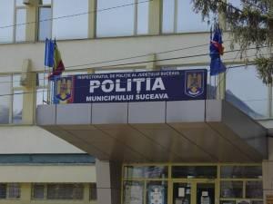 Sediul Poliției municipiului Suceava
