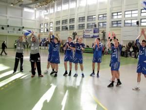 Handbaliștii de la CSU Suceava jubilează după calificarea în optimile Challenge Cup