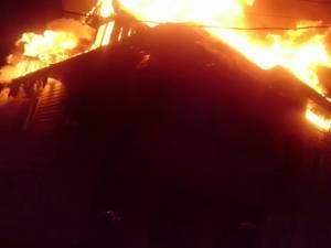 Incendiul de la Vatra Dornei