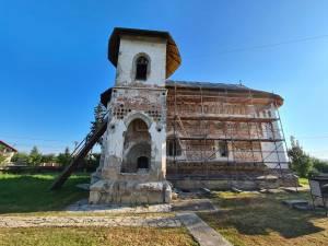 """Biserica """"Sfântul Nicolae"""" din Bălineşti este înscrisă în lista monumentelor istorice din județul Suceava"""