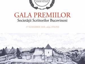 Premiile Societății Scriitorilor Bucovinei pentru cărți publicate în anul 2019