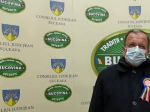 """Gheorghe Flutur, de Ziua Bucovinei: """"Este un ținut al dezvoltării și se mândrește o țară întreagă cu noi"""""""