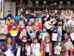 """Concert de cântece patriotice și religioase, la Biserica """"Sf. Vineri"""" Suceava"""
