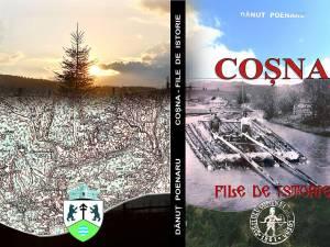 """""""Coșna - File de istorie"""", o nouă apariție editorială cu caracter monografic"""