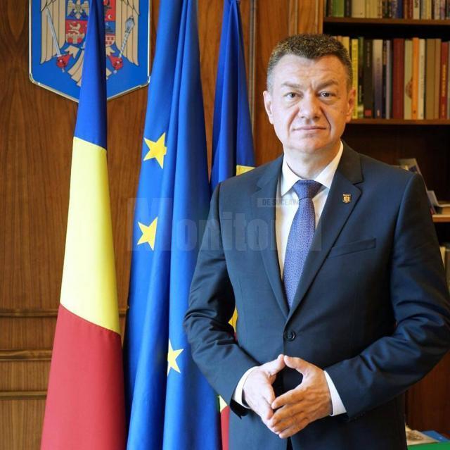 Ministrul Culturii, suceveanul Bogdan Gheorghiu